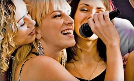 KARAOKE SINGERS 3-LADIES