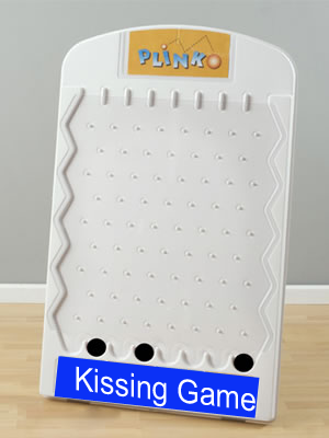 PLINKO KISSING GAME